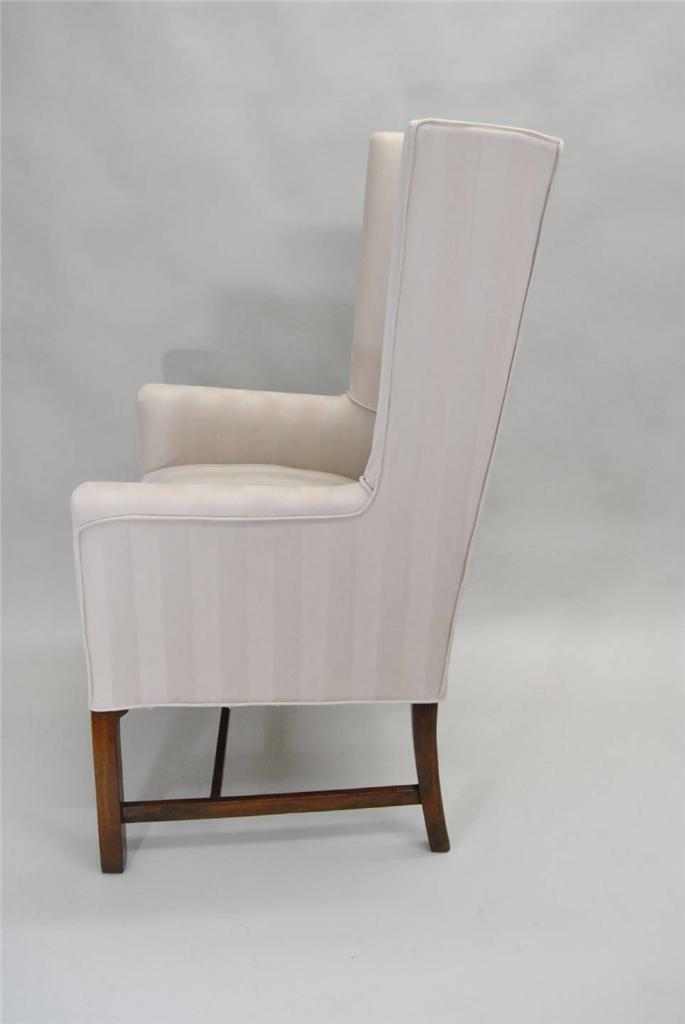 Dining high back parsons occasion arm chair leffler 39 s for High back parsons chair