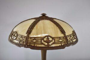 Antique-Caramel-Bent-Slag-Glass-Panel-Table-By-Miller-242-263389311061-3