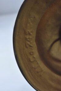 Antique-Caramel-Bent-Slag-Glass-Panel-Table-By-Miller-242-263389311061-8
