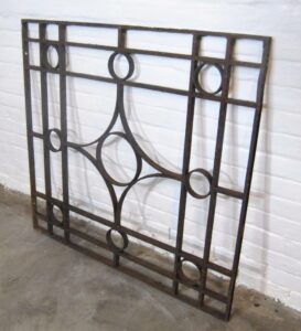 Antique-Decorative-Iron-Grate-41-x-38-263073288462