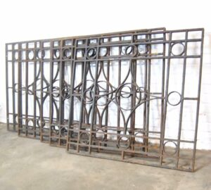Antique-Decorative-Iron-Grate-41-x-38-263073288462-5