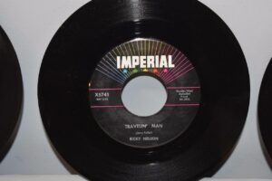 5-Ricky-Nelson-45RPM-Records-NM-Old-Store-Stock-Rock-192196242283-3