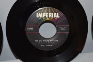 5-Ricky-Nelson-45RPM-Records-NM-Old-Store-Stock-Rock-192196242283-5