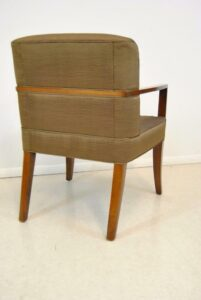 BAKER-FURNITURE-SIDE-CHAIR-BY-BILL-SOFIELD-BRONZE-FABRIC-262983440943-3
