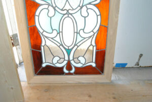 Victorian-Stained-and-Beveled-Leaded-Glass-Window-in-Aqua-and-Rootbeer-192118116443-6
