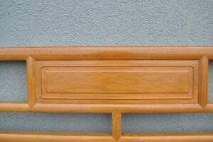 Baker-Full-Size-Mid-Century-Cherry-and-Maple-Headboard-in-Light-Finish-261469953504-3