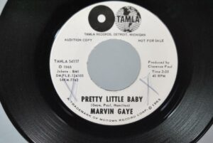 45-RPM-Promo-Marvin-Gaye-Pretty-Little-Baby-Tamla-Records-Near-Mint-Rock-191593991226-2