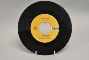 45RPM-JACK-SCOTT-MIDGIE-THE-WAY-I-WALK-ROCKABILLY-CARLTON-RECORDS-514-191359862646