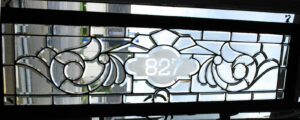 Antique-Fully-Beveled-Glass-Transom-Window-with-827-Number-in-Center-63-191796742186