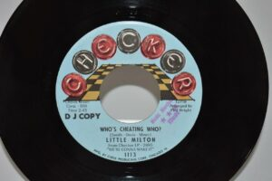 45-Little-Milton-Single-Sided-DJ-Promo-Whos-Cheating-Near-Mint-192494076598-2