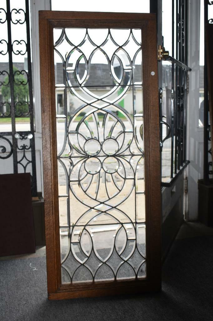 Fully Beveled Horizontal Or Vertical Clear Transom Window