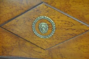 Regency-Style-Burl-Wood-Four-Panel-Screen-by-Mario-Buatta-for-Widdicomb-192178600259-5