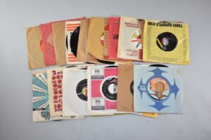 24-Rock-45RPM-Records-Various-Artists-and-Labels-N-Mint-Lewis-Vaughan-Benton-263153877500-9