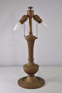 Antique-Caramel-Bent-Slag-Glass-Panel-Table-By-Miller-242-263389311061-5