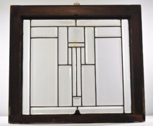ARTS-CRAFTS-CLEAR-BEVELED-WINDOWS-FRANK-LLOYD-WRIGHT-STYLE-2-AVAILABLE-192277539712-3