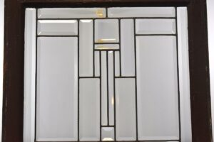 ARTS-CRAFTS-CLEAR-BEVELED-WINDOWS-FRANK-LLOYD-WRIGHT-STYLE-2-AVAILABLE-192277539712-4