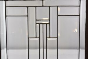 ARTS-CRAFTS-CLEAR-BEVELED-WINDOWS-FRANK-LLOYD-WRIGHT-STYLE-2-AVAILABLE-192277539712-5
