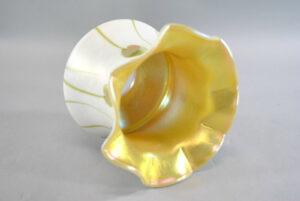 Opalescent-Art-Glass-Shade-with-Aurene-Interior-Ruffled-Edge-and-Heart-Design-191093537142-3