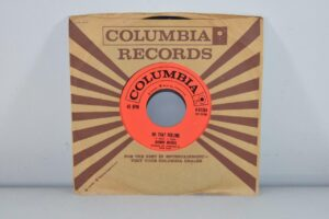 3-Johnny-Mathis-45-RPM-Columbia-Records-Pop-Small-World-NM-192156463123-7