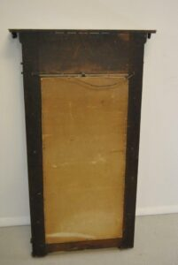 ANTIQUE-AMERICAN-FEDERAL-STYLE-FLAMED-MAHOGANY-MIRROR-49-Tall-192031095083-5