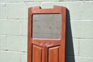Antique-Art-Nouveau-Mahogany-Panel-With-Mirror-And-Floral-Details-263219693553-2