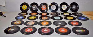28-Soul-Pop-45RPMs-Near-Mint-Old-Store-Stock-O-Jays-BB-King-Charles-263135244534