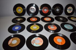 28-Soul-Pop-45RPMs-Near-Mint-Old-Store-Stock-O-Jays-BB-King-Charles-263135244534-5