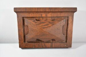 4-ANTIQUE-OAK-PEDIMENT-END-CAPS-DOOR-TRIM-SURROUND-263013300784-3
