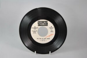 45RPM-Promo-NM-Ike-Tina-Turner-Tell-Her-Im-Not-Home-Rock-Loma-191594008115