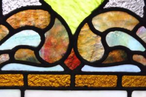 PAIR-OF-AMERICAN-STAINED-GLASS-WINDOWS-WITH-FRUIT-BASKET-DETAIL-1910-191908833355-6