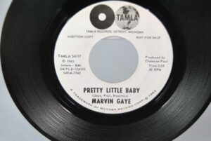 45-RPM-Promo-Marvin-Gaye-Pretty-Little-Baby-Tamla-Records-Near-Mint-Rock-191593991226-4