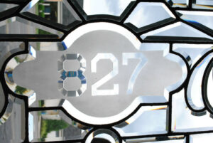 Antique-Fully-Beveled-Glass-Transom-Window-with-827-Number-in-Center-63-191796742186-3