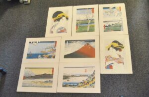 Eight-Japanese-Reproduction-Woodblock-Prints-From-Rare-Old-Originals-262982020146