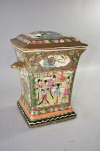 20th-Century-Chinese-Famille-Rose-Medallion-Bough-Vase-192528647528-2