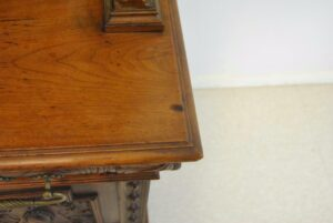 Antique-Renaissance-Revival-Walnut-Buffet-Carved-Details-Beveled-Glass-1890s-263359464358-11