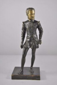 Antique-Figural-Bronze-of-Young-Price-Henry-IV-by-Francois-Bosio-1768-1845-261996276789